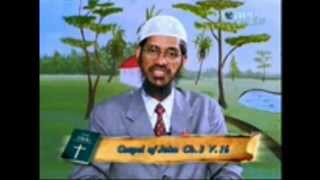 Is Jesus (PBUH) a God,son of God or Messenger of GOD ?  Dr Zakir Naik