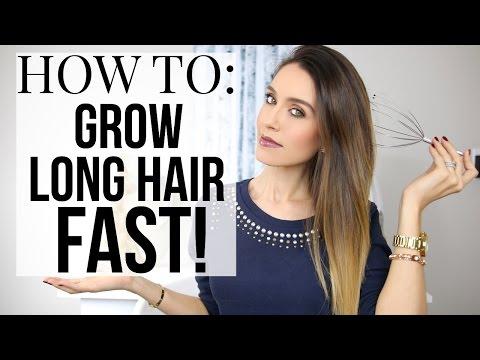 HOW TO GROW LONG HAIR FAST - 5 STEPS! | Shea Whitney
