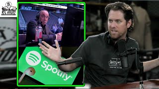 Spotify Workers Threaten To Strike Unless Joe Rogan is Censored - KFC Radio