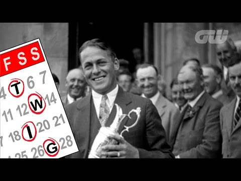This Week in Golf: Happy Birthday Bobby Jones