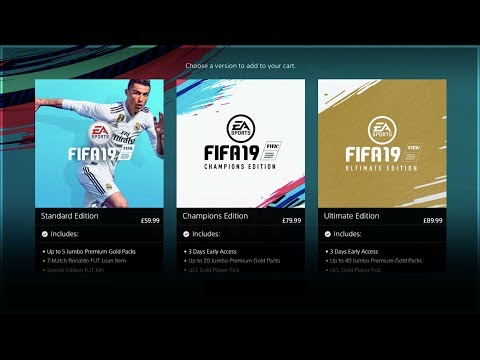 WHICH FIFA 19 VERSION IS BEST TO BUY?