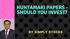Huhtamaki Papers - Stock close to 52 week highs with solid numbers. Should you buy?