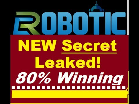 TAI Robotic- NEW Low Risk Strategy LEAKED! (MUST WATCH!)