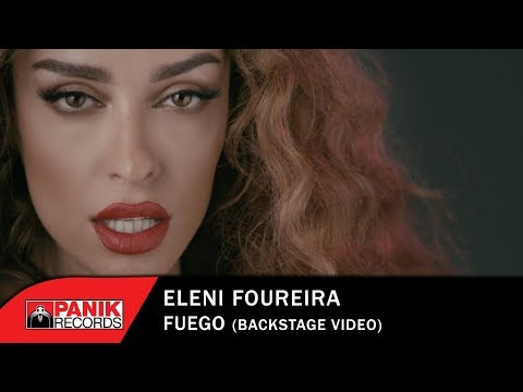 Eleni Foureira - Fuego | Eurovision 2018 Cyprus - Backstage Video powered by Perfectil