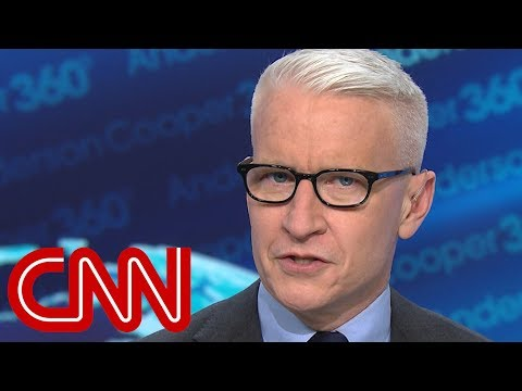 Anderson Cooper: If Trump's not worried, why is he tweeting?
