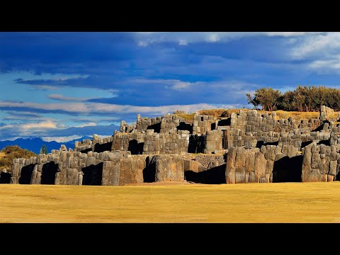 South America, the true mother land - Sacsayhuaman, The City of David - Antonia Fortress - Part 8 from YouTube · Duration:  16 minutes 46 seconds