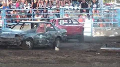 Demo Derby @ Hillsboro,Oregon 2014