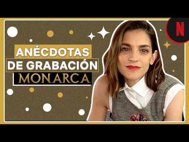 Monarca | Irene Azuela cuenta cómo es grabar en tiempos de pandemia | Netflix