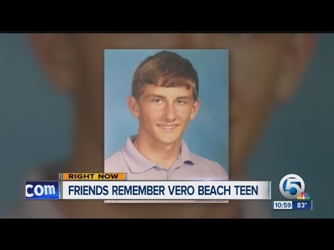 Vero Beach community mourns the death of 16-year-old Cole Coppola