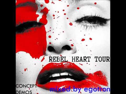 Madonna - Addicted (Rebel Heart Tour Studio Concept)