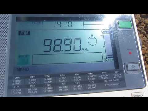 98.9 FM — RADIO LIVE [WELLINGTON, 2KW]