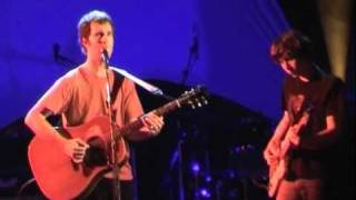 The Bens with Ben Folds on acoustic guitar - Brick (live 2003)