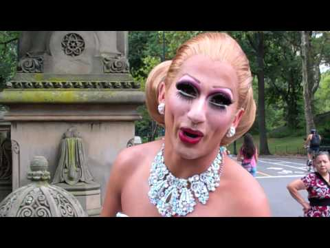 2012 Summer Yearbook: Bianca Del Rio Shoot