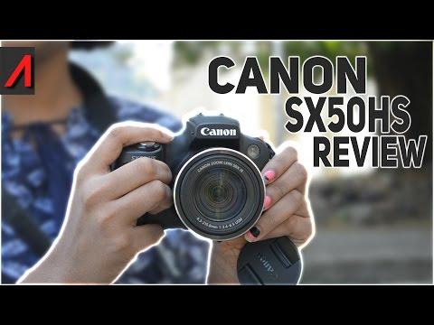 Canon PowerShot SX50HS Review | Best DSLR in budget (2017)