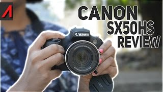 Canon PowerShot SX50HS Review | Best DSLR in budget (2017)