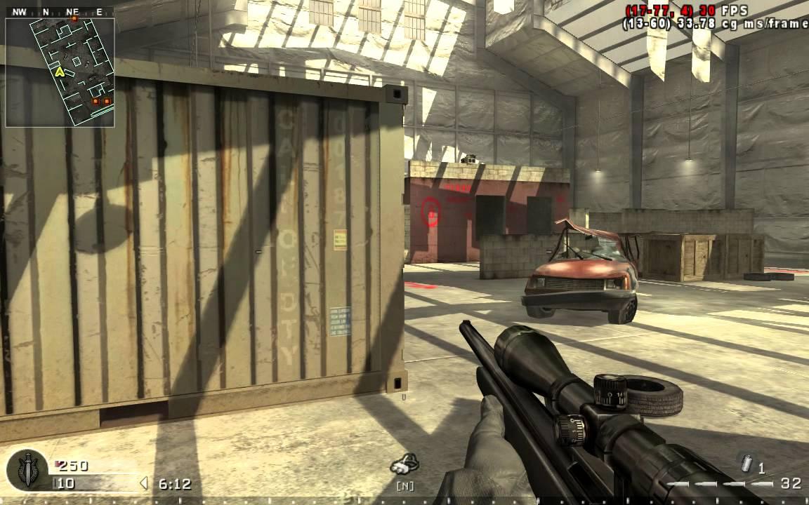 Nvidia image sharpening modern warfare