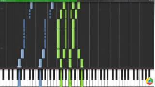 Пираты Карибского моря   уроки игры на пианино1