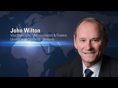 John Wilton | Speaking at Globalization of Higher Education Conference