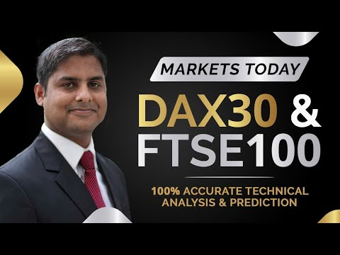 DAX (GERMANY40) and FTSE100 Daily Forex Forecast for 22nd September