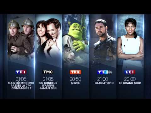 Soirée Groupe TF1