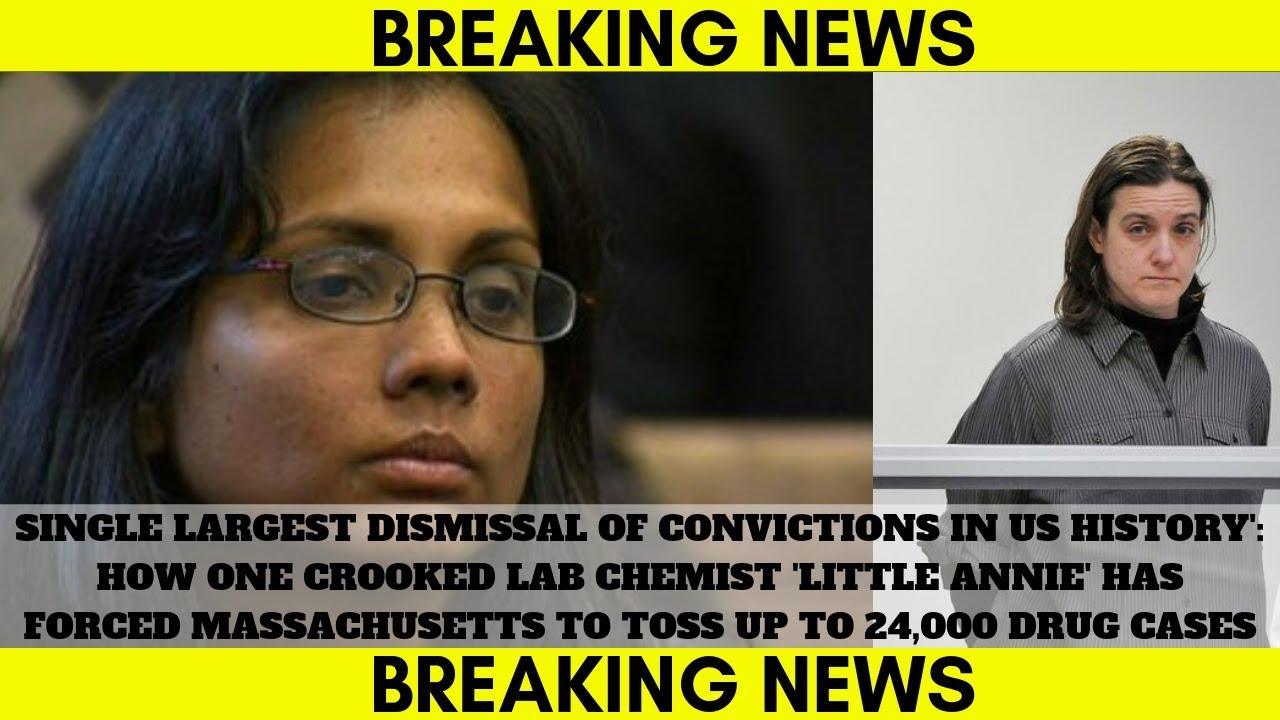 MASSACHUSETTS: INDIA WOMAN & WHITE WOMAN CHEMIST FALSIFIED EVIDENCE LEADING INCARCERATING UP TO