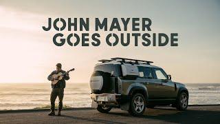 The Atlantic & Land Rover Present: John Mayer Goes Outside