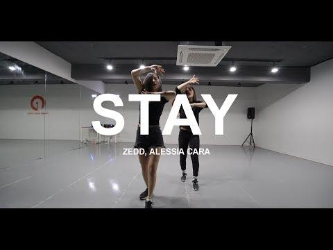 Stay - Zedd, Alessia Cara / Choreography - SOOYOUNG CHOI