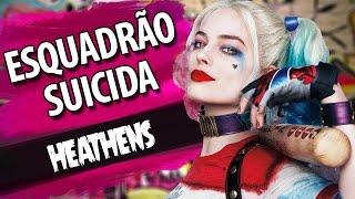 Música de ESQUADRÃO SUICIDA: