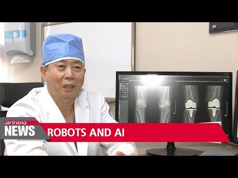Robots and AI changing the healthcare industry