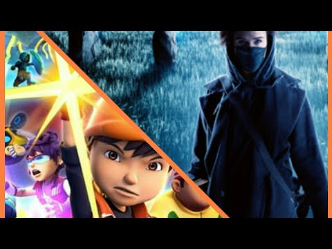 On My Way - Alan Walker (BoBoiBoy Version)