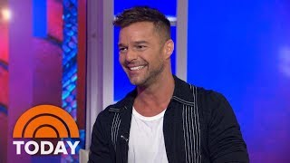 Ricky Martin Talks About His Marriage, Versace 'American Crime Story' And ReturnTo Las Vegas | TODAY