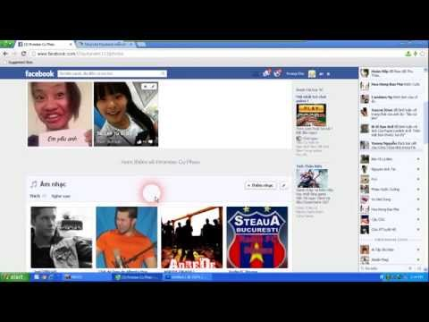 Cách tăng người theo dõi ( Sub ) - Sub thật Facebook