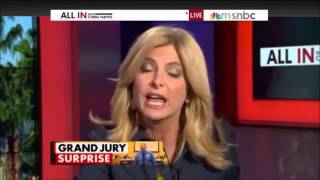 Lisa Bloom exposes Bob McCulloch on MSNBC