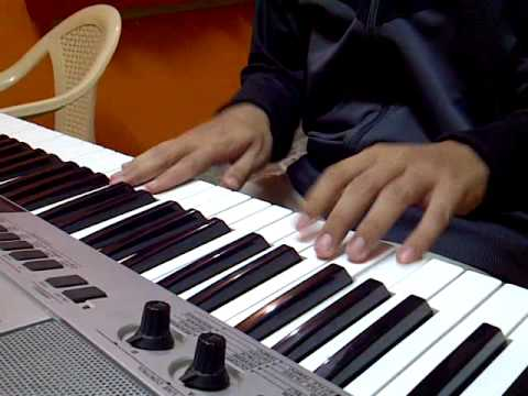 Yang Terindah- Dakmie (piano cover) by AKAI