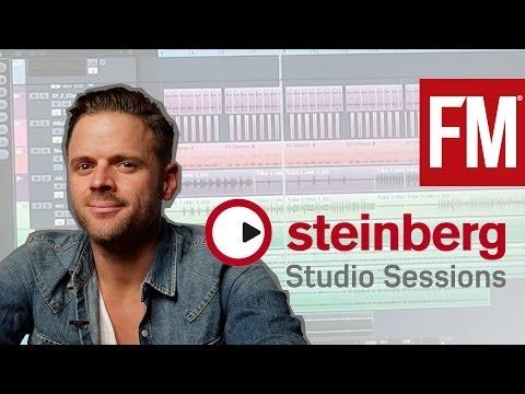 Steinberg Studio Sessions EP05 - Eddie Thoneick