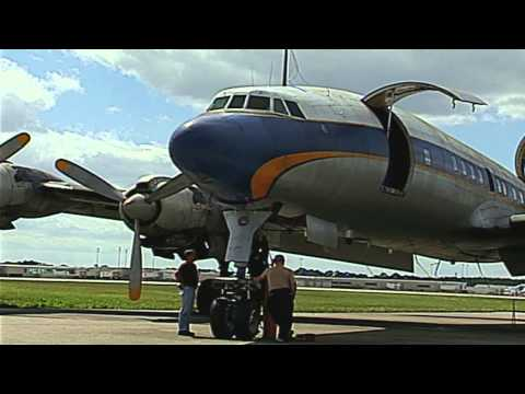 """From The Archives - """"Lockheed Constellation Story"""""""