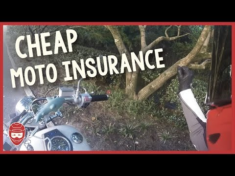 HOW TO GET CHEAP MOTORCYCLE INSURANCE, Tips To Get The Best Rates