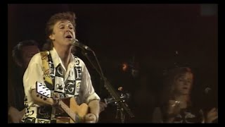Paul McCartney - We Can Work It Out (Live in Tokyo 1993) [HQ]