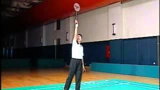 李玲蔚羽毛球1輕松入門篇 6正手吊球