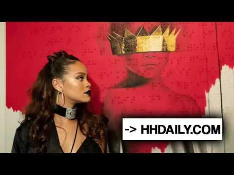 Rihanna - ANTI [FULL ALBUM]