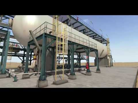 Field Operator Immersive Training Simulator