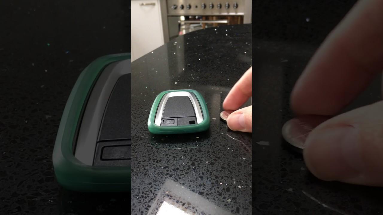 I3 Key Fob Battery Youtube
