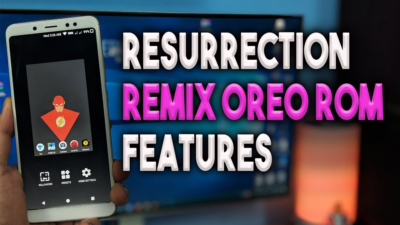 Download Resurrection Remix-OS ROM on Your Android Phone
