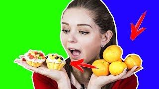 Лайфхаки с мандаринами! Простые рецепты кексов / Проверяю рецепты из интернета / Фудхаки 🐞 Afinka