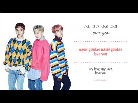 [HAN/ROM/ENG LYRICS] EXO-CBX (엑소-첸백시) - Someone Like You (Life OST)