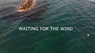 Лайт винд виндсерфинг в школе на Кипре.  Windsurfing school on Cyprus!