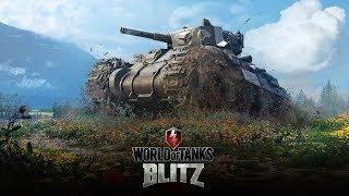 WoT Blitz -Советские танки и читерная броня - World of Tanks Blitz (WoTB)