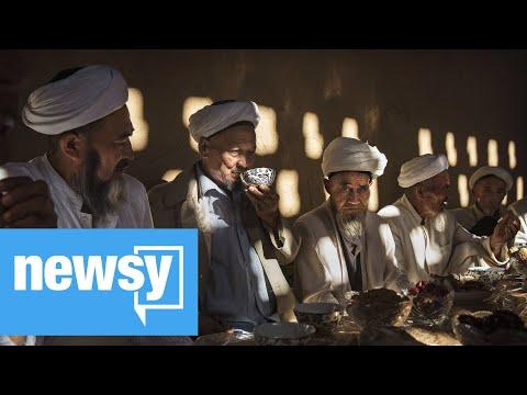 China detained Uighurs over religion