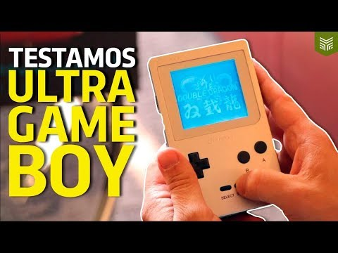 TESTAMOS O ULTRA GAME BOY   Enemy Lab