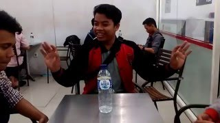 Botol Angin | Air Bot | The Game in 2016